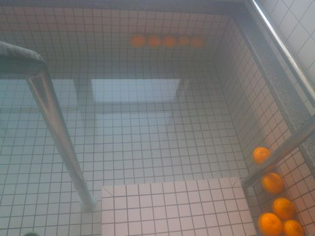 ミカン風呂