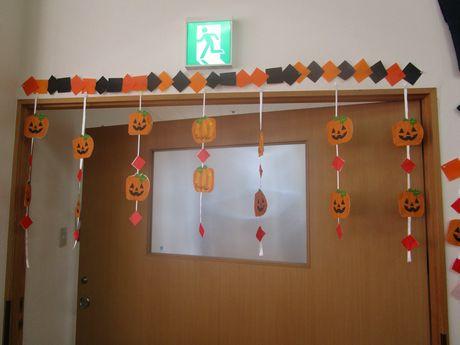 かぼちゃの・・・お祭り